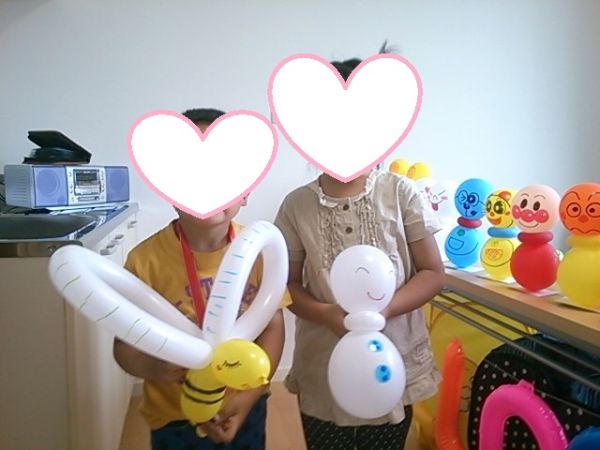 Happy Balloon Project 内覧会