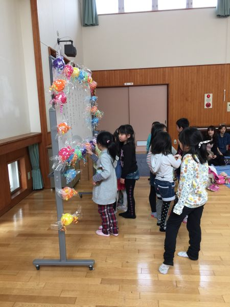 Happy Balloon Project 岡本保育園 【お別れ会】